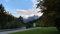 229 Blick zum Razor (2601 m) und zum Prisojnik (2547 m)