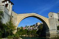 067 Mostar, Alte Brücke