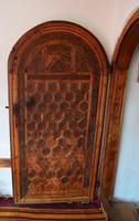 073 Mostar, Wertvolle Holzarbeit