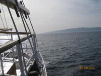 IMG_3150 Auf Hoher See nach Korcula