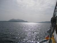IMG_3156 Die Insel  Korcula bereits im Blick