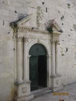 IMG_3266 Die  kirche von  Omis