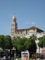 IMG_3276 Der Glockenturm von Split