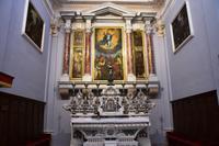 028 Dubrovnik, Altar in der Kathedrale