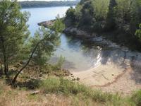Einsame Bucht am Kap Kamenjak