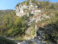 Canyons Mirna-Flusstal