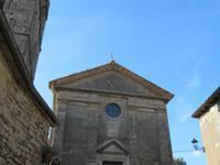 Kirche in Hum
