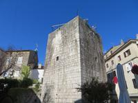 5-eckiger Turm von Porec