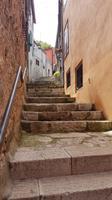Treppe in Rovinj