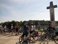 Radtour - Komárom nach Esztergom (60 km)