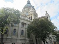 Budapest_Besuch der Basilika St. Stephan