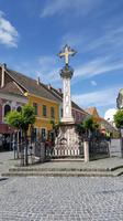 Der Hauptplatz in Szentendre