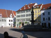 Bratislava - In der Altstadt