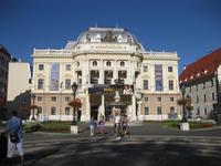 Bratislava - Das Opernhaus
