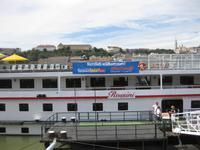MS Rossini in Budapest
