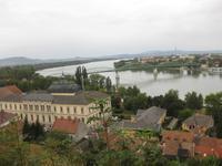 Die Donau bei Esztergom