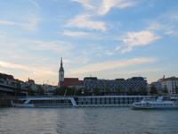 Ausfahrt aus Bratislava