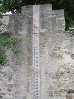 Wachau - Dürnstein - Hochwassermarken