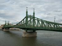 Budapest - Freiheitsbrücke