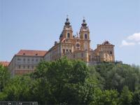Das Kloster Melk