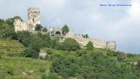 Burg Hinterhaus bei Spitz