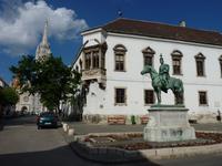 Blick Matthiaskirche