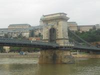 Schiffseinfahrt in das wunderschöne Budapest