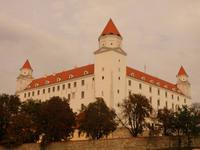 Stadtrundfahrt in Bratislava