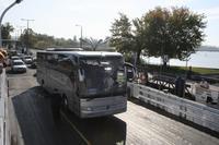 Fährüberfahrt Szantod - Tihany