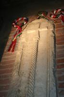 Tihany - in der Abteikirche