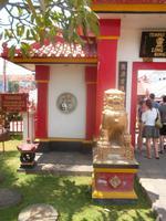 Chinesentempel im Hafen von Singaraja
