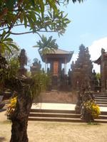 Tempeldetail Meduwe Karang