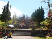 Eingang zum Besakih-Tempel