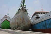 Alter Hafen von Batavia
