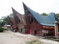 Batak-Toba-Häuser