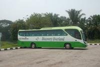 Unser Bus in Malaysia