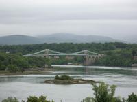 Suspension Bridge (Menai Strait)