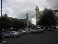 Stadtzentrum in Derry