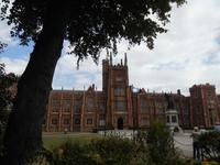 Belfast: die Universität