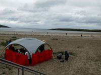 Strand im Donigal