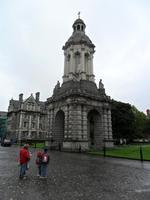 020 Dublin, Turm im Trinity College