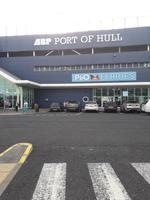 Hafen von Kingsten upon Hull