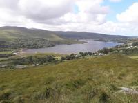 typisch irische Seenlandschaft