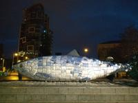 Belfast by night ( Salmon of knowledge )