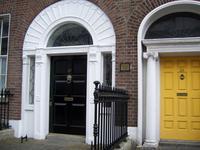 Dubliner Haustüren