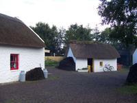 typisch irische Cottages