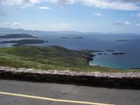 zahlreiche Inselchen vor der Küste