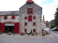 die Jameson Whiskey-Destillery