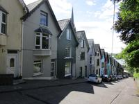 Reihenhäuser in Cobh