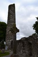 Rundturm in Monasterboice